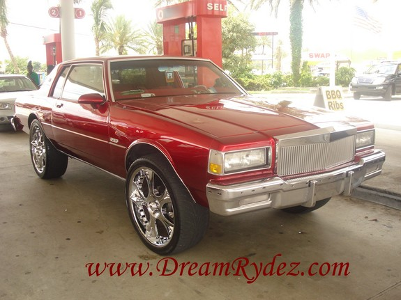 dreamrydez6 1987 Chevrolet Caprice Specs, Photos