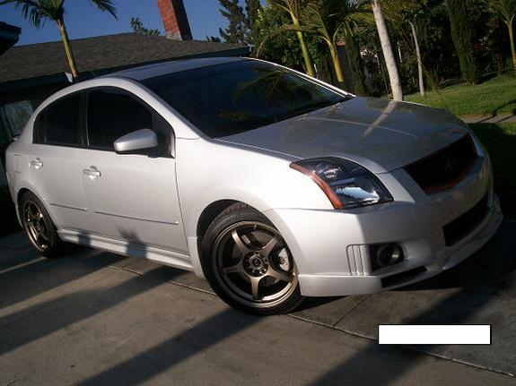 serturbo07 2007 Nissan Sentra Specs, Photos, Modification ...