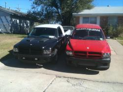 christianrednecks 2000 Dodge Dakota Regular Cab & Chassis