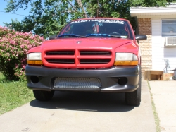 christianrednecks 2000 Dodge Dakota Quad Cab