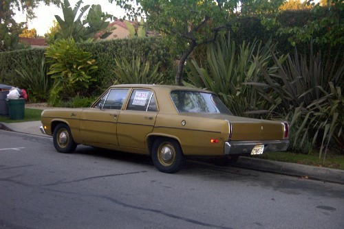 smittybelair 1972 Plymouth Valiant