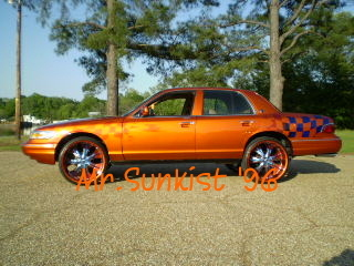 Another Mr_Sunkist 1996 Mercury Grand Marquis post... - 11366798