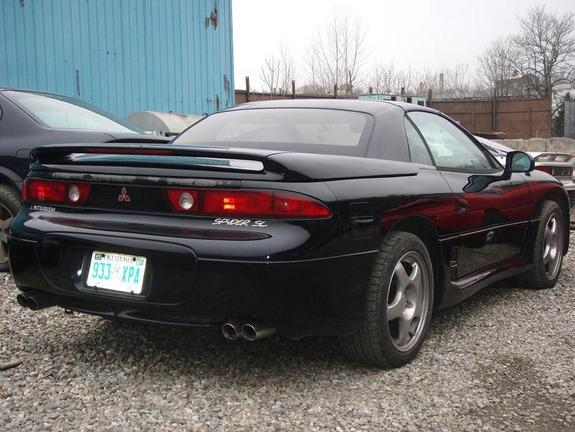 Another GirlyVR-4 1995 Mitsubishi 3000GT post... - 11599886
