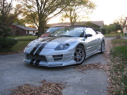 Mattman1121s 2003 Mitsubishi Eclipse