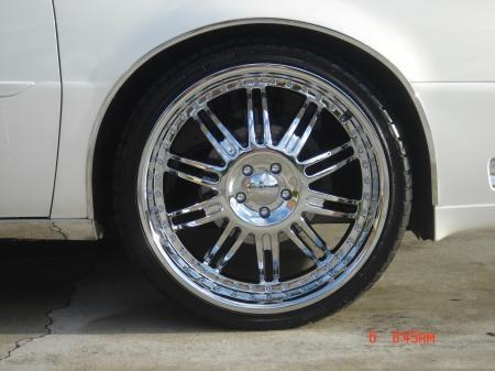 Another ITALIANWISEGUY79 2004 Cadillac DTS post... - 9404629