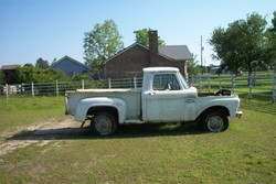 INTENCEMEARSUES 1966 Ford F150 Regular Cab