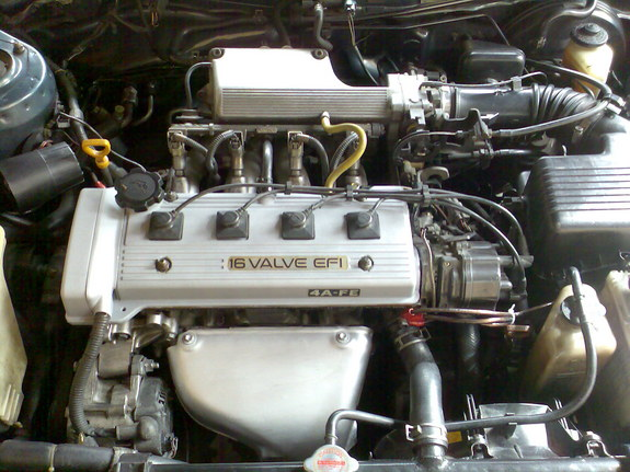 Another chieboy 1994 Toyota Corolla post... - 11365645