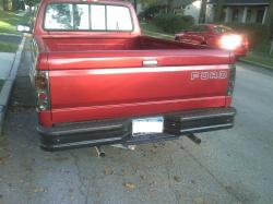 Jeremiahbulls 1996 Ford F-Series Pick-Up