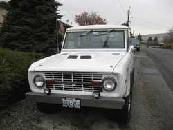 Scripts 1972 Ford Bronco