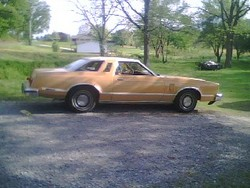 c_thurmond 1979 Ford Thunderbird