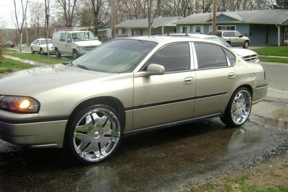 impalaon4s 2002 chevrolet impala specs photos. Cars Review. Best American Auto & Cars Review