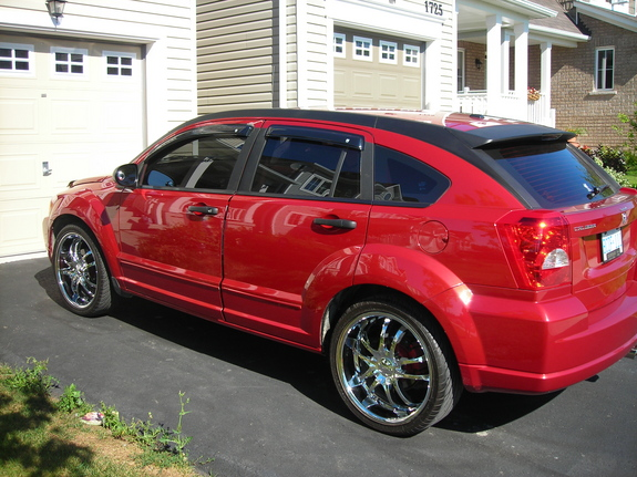 eckoboy  dodge caliber specs  modification info  cardomain