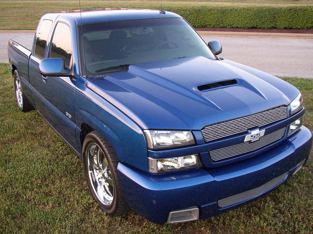 2003 chevy silverado ss for sale autos post. Black Bedroom Furniture Sets. Home Design Ideas