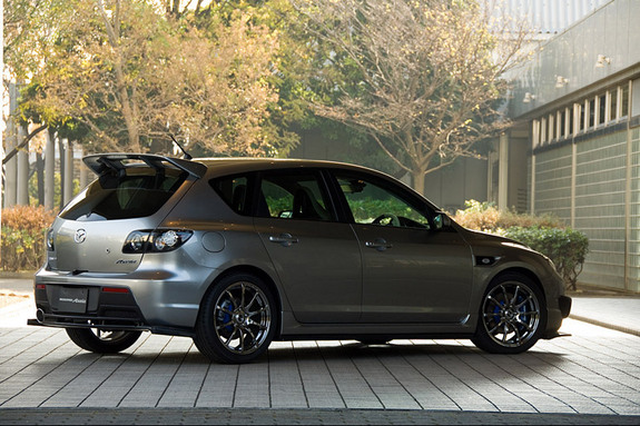 Asherstan 2007 Mazda Mazda3mazdaspeed3 Sport Hatchback 4d Specs Photos Modification Info At