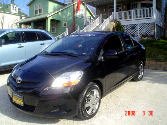 Another ProjReg 2008 Toyota Yaris post... - 11372813
