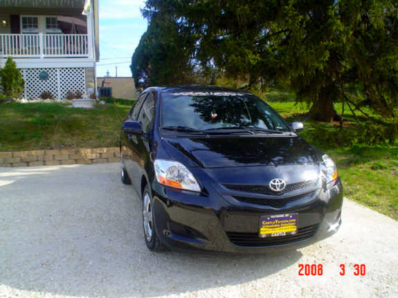 Another ProjReg 2008 Toyota Yaris post... - 11372814