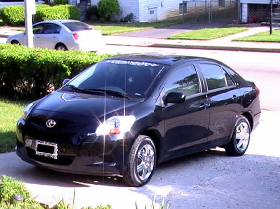 Another ProjReg 2008 Toyota Yaris post... - 11372823