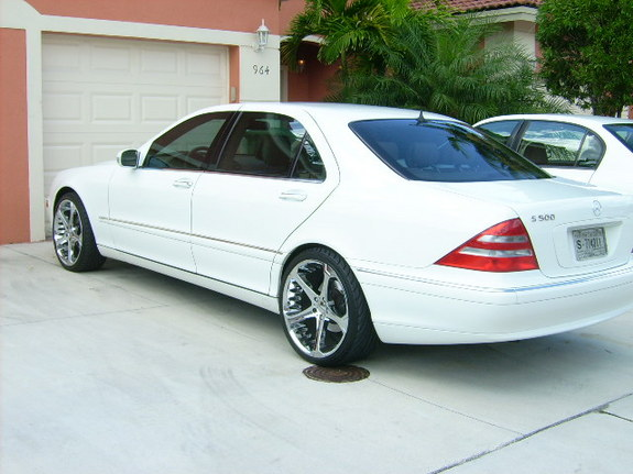 Bigmagic702 2001 mercedes benz s class specs photos for Mercedes benz s class 2001