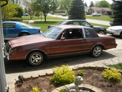 DAHARDESTREGAL 1986 Buick Regal