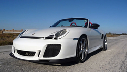 trieullionaires 2000 Porsche Boxster