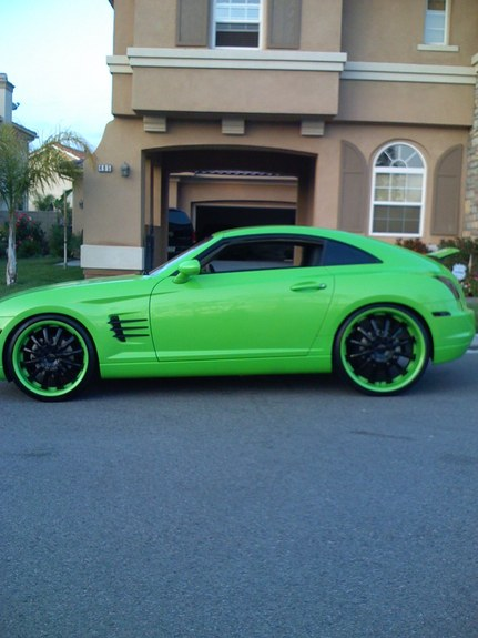 marquinnwright's 2004 Chrysler Crossfire
