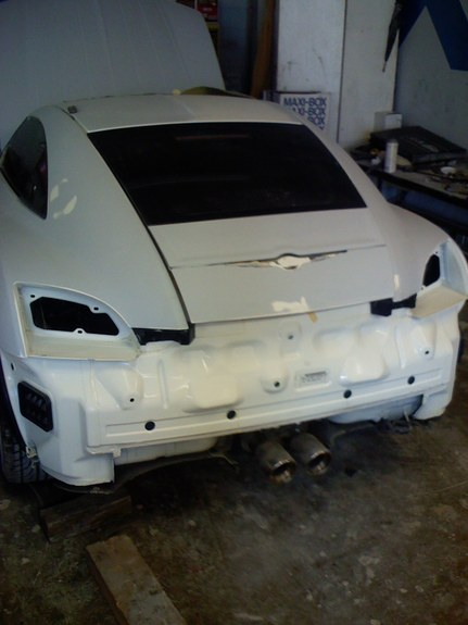 Another marquinnwright 2004 Chrysler Crossfire post... - 11376765