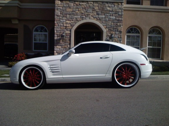 marquinnwright 2004 Chrysler Crossfire Specs, Photos ...