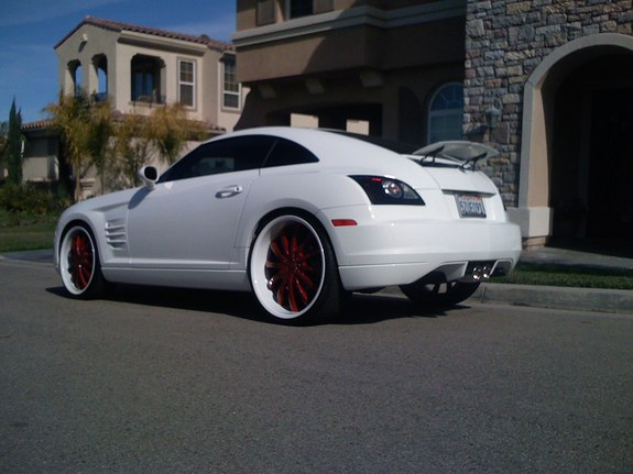 Another marquinnwright 2004 Chrysler Crossfire post... - 11376767
