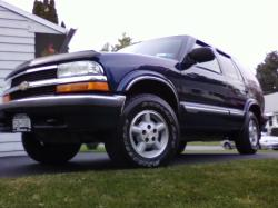 99blazs 1999 Chevrolet Blazer