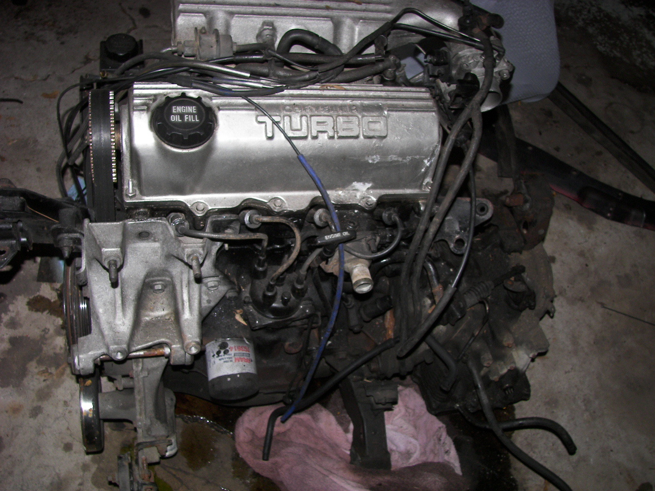Another 99skyline 1987 Dodge Daytona post... - 11376877