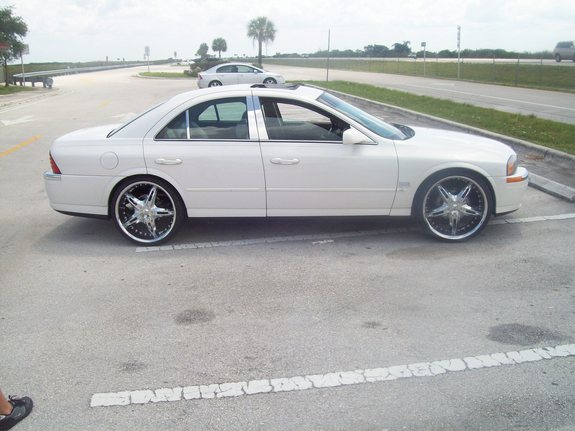 98buick24s 2000 Lincoln LS Specs Photos Modification Info at