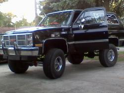 Cujo5s 1985 GMC Jimmy