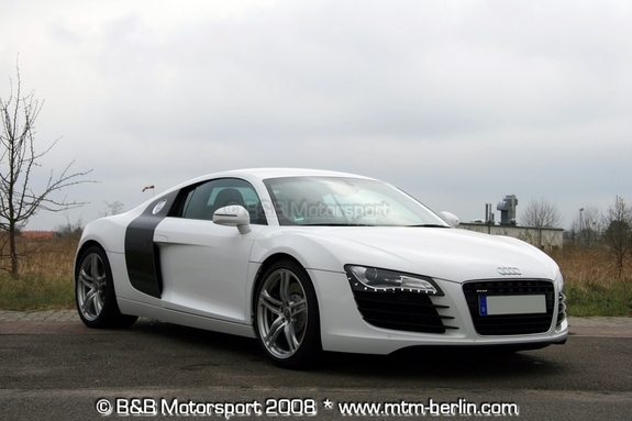 Mtmberlin 2008 Audi R8 Specs Photos Modification Info At