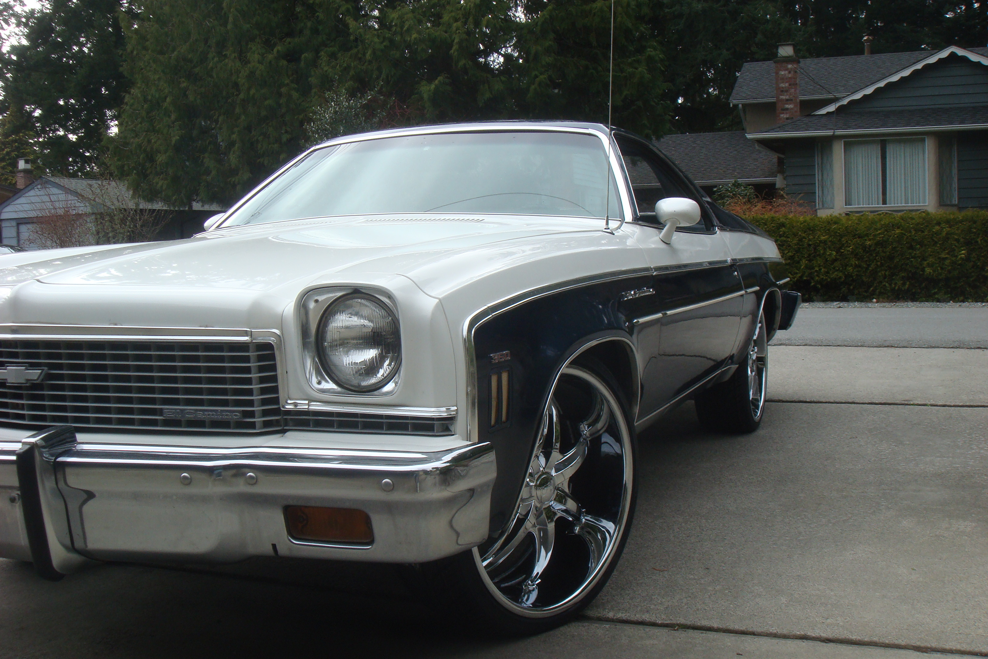 Spencer99's 1973 Chevrolet El Camino