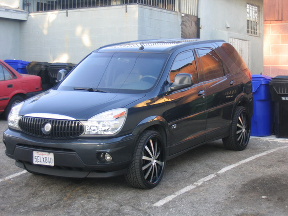 wilax 2004 buick rendezvous specs photos modification info at cardomain. Cars Review. Best American Auto & Cars Review