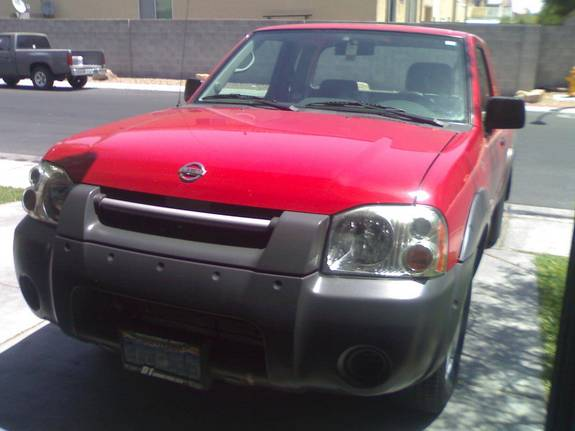 Another EJ8SIX 2004 Nissan Frontier Regular Cab post... - 11379042