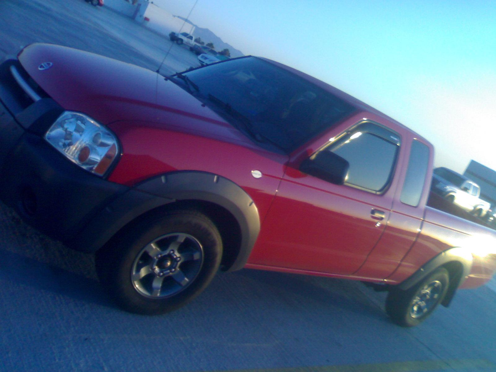 Another EJ8SIX 2004 Nissan Frontier Regular Cab post... - 11379049