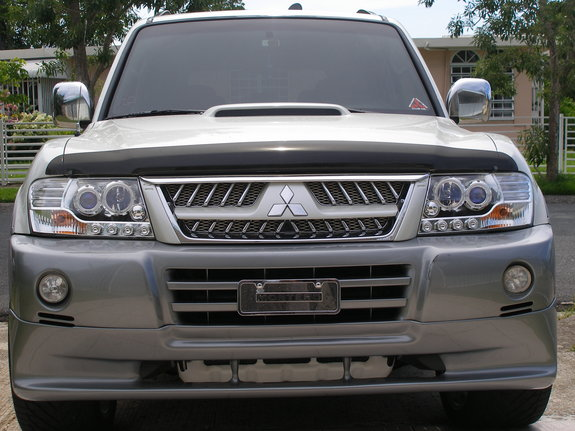 Another pajero_euro 2005 Mitsubishi Montero post... - 11379219