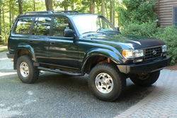 toyota12305s 1997 Toyota Land Cruiser
