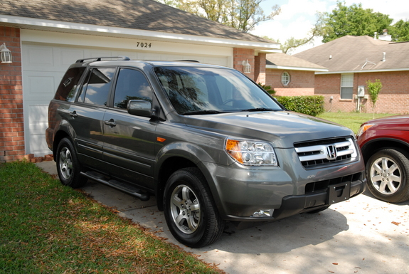 p cola roy 2008 honda pilot specs photos modification. Black Bedroom Furniture Sets. Home Design Ideas