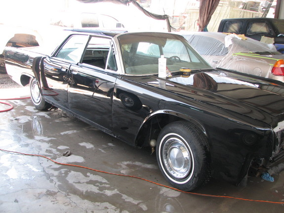 Another chinochao 1963 Lincoln Continental post... - 11382699
