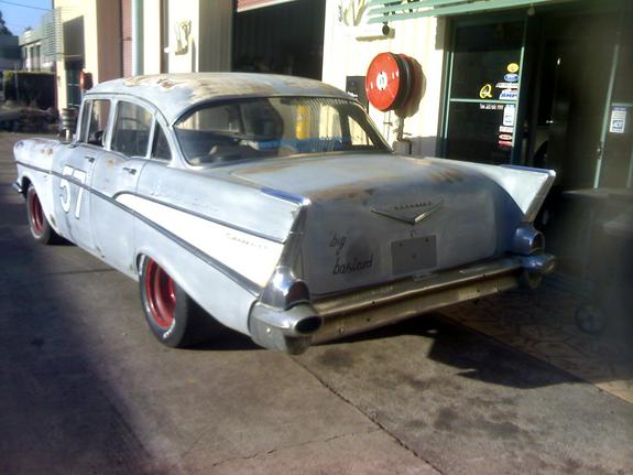 Another jponti65 1957 Chevrolet 210 post... - 11383414