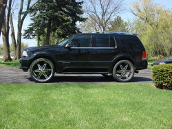 Boricu2s 2005 Lincoln Aviator