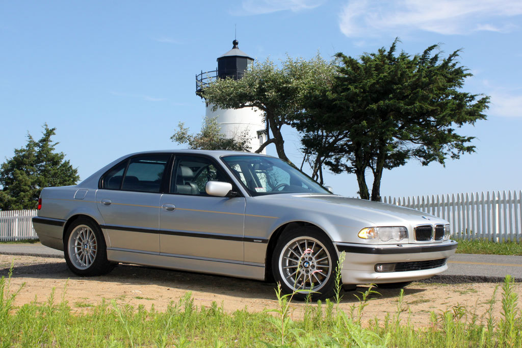 Silverseven 2001 BMW 7 Series 30736850002 Large