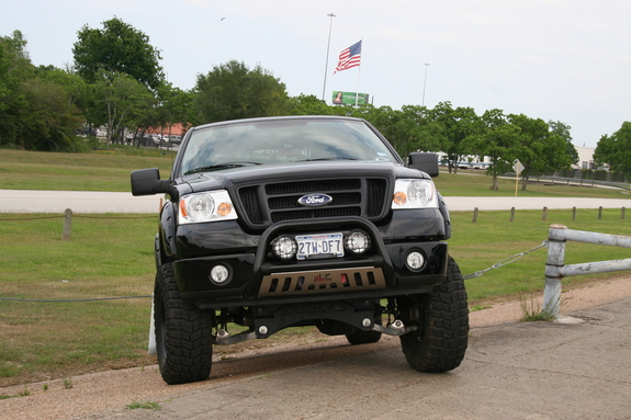 BLACKEDOUTSTX 2007 Ford F150 Regular Cab 11386625