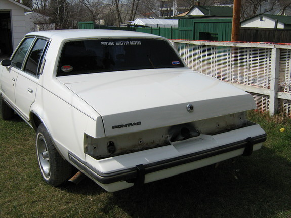 Another travismcd 1985 Pontiac Bonneville post... - 11385373