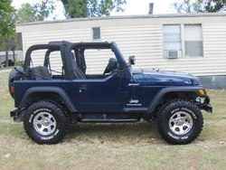 TexasBoy_Joshs 2004 Jeep TJ