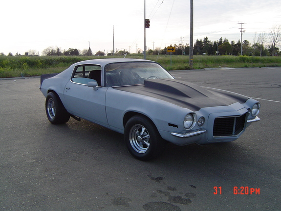 70coupem 1970 Chevrolet Camaro Specs Photos Modification