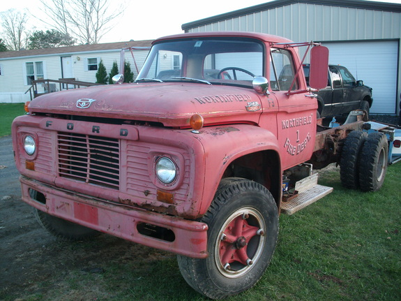 Another 72fordtruckman 1965 Ford F-800 post... - 11387691