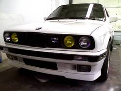SHIFT_5speeds 1990 BMW 3 Series